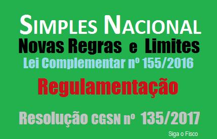 Simples Nacional: Comitê Gestor regulamenta alterações promovidas pela LC 155/2016 2