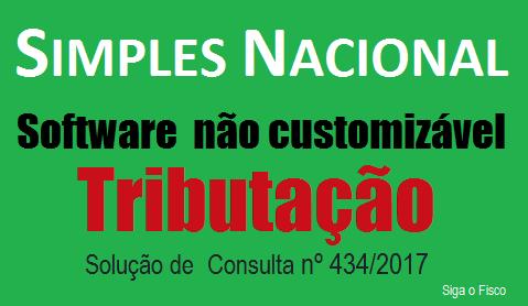 Simples Nacional: Tributação de revenda de software não customizável 2