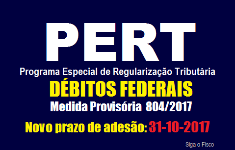 PERT – Receita e Procuradoria regulamentam novo prazo de adesão ao programa 2