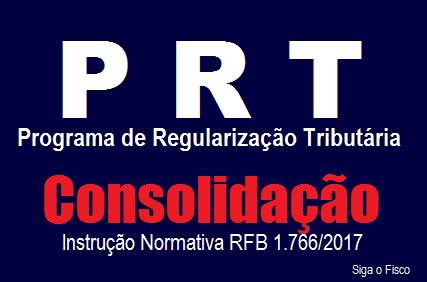 PRT: Receita divulga regras de consolidação de débitos previdenciários 2