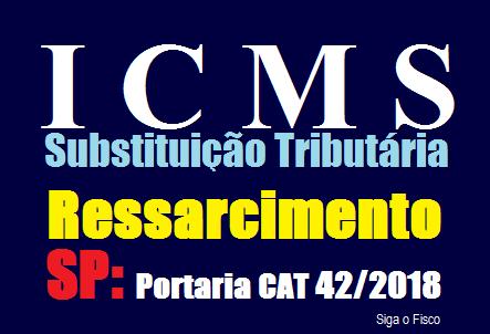 ICMS - Fazenda paulista agiliza o ressarcimento de Substituição Tributária 4