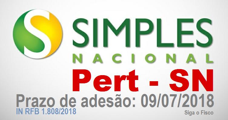 Simples Nacional - Receita Federal regulamenta o Pert-SN 2