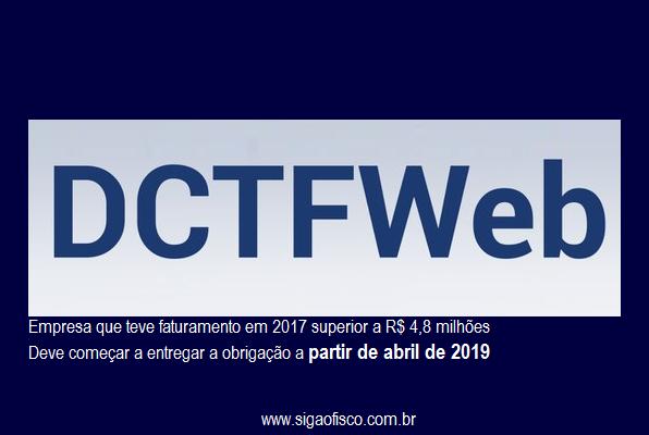 Receita esclarece regras relativa à entrega da DCTFWeb – 2ª Fase de Implantação 1