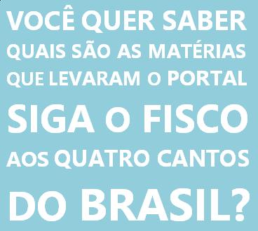 De Blog à Empresa, Siga o Fisco amplia seus serviços 1