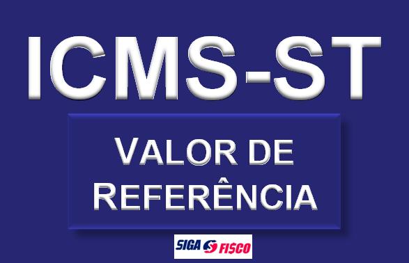 ICMS-ST – CONFAZ divulga valor de referência para produtos alimentícios 1