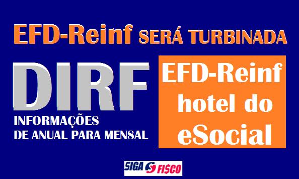 EFD-Reinf será Turbinada! 1
