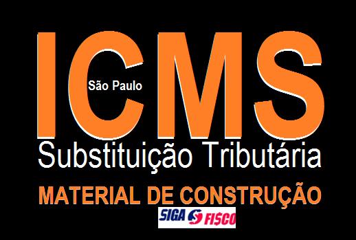 SP reduz IVA-ST de materiais construção com data retroativa a julho 1