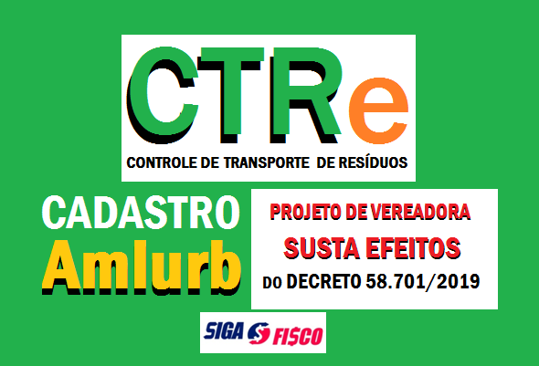 Cadastro do Lixo: Projeto susta Decreto nº 58.701/2019 em São Paulo 1