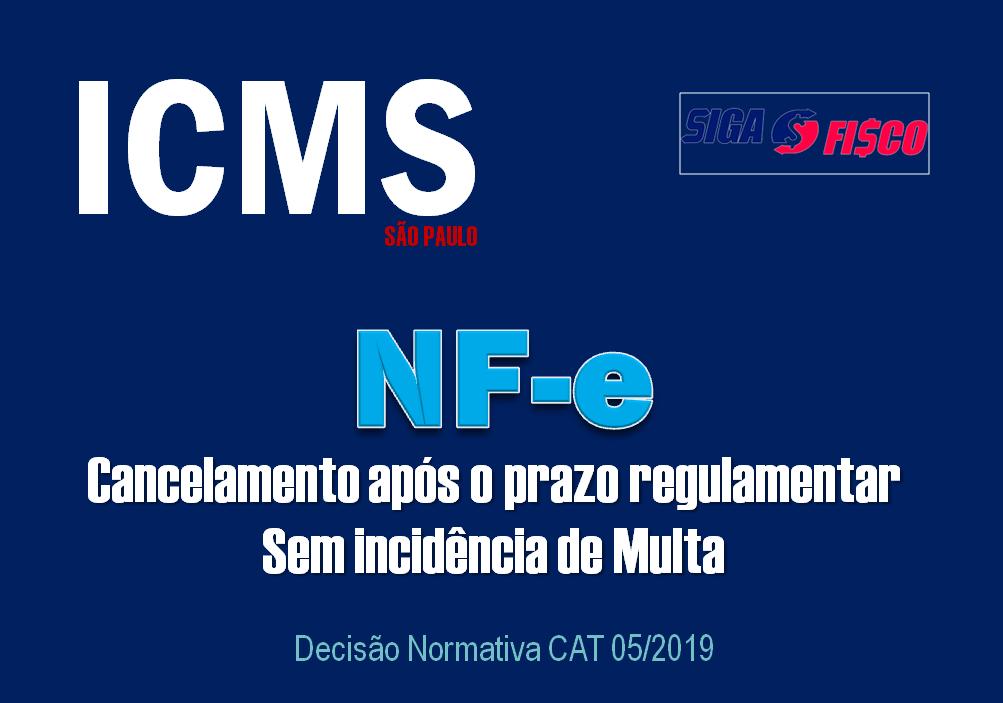 NF-e: Cancelamento após 24 horas Sem Multa em SP 1