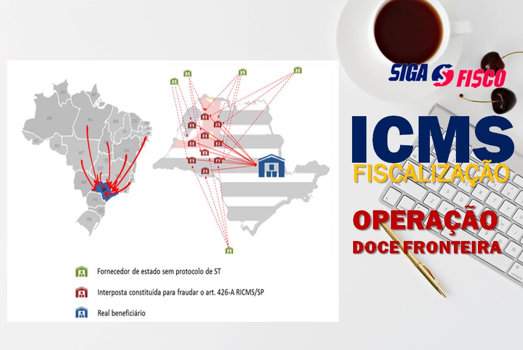 ICMS: Setor de alimentos sofre fiscalização em SP com a operação Doce Fronteira 2