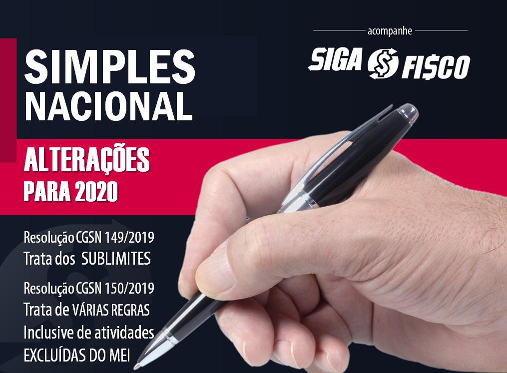 Simples Nacional: CGSN aprova duas Resoluções 1