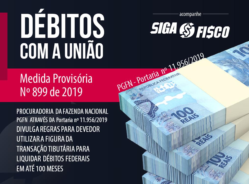 Transação Tributária – Dívida Ativa da PGFN já está disponível no Portal Regularize 1