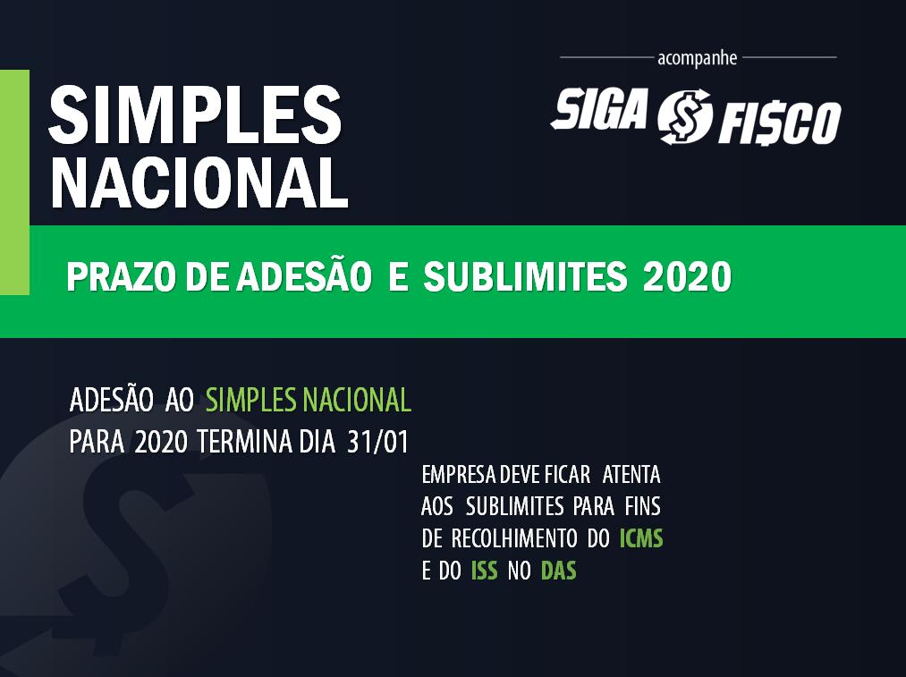Simples Nacional 2020: Empresas já podem solicitar adesão 1