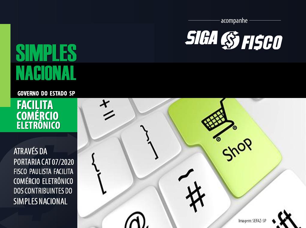 ICMS: Fisco paulista facilita Comércio Eletrônico do Simples Nacional 1