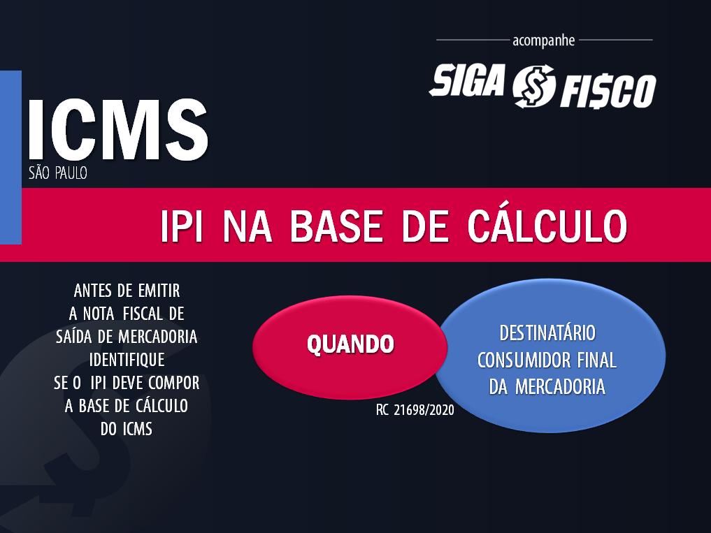 ICMS: Saiba quando o IPI interfere na base de cálculo do imposto 1