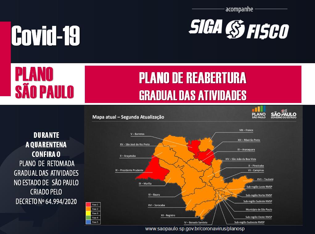 Covid-19: Governo do Estado de São Paulo estende quarentena até dia 28 de junho 2