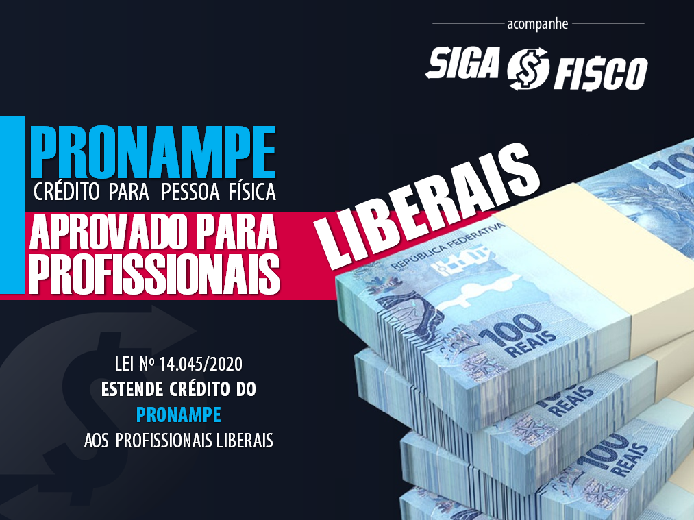 Governo cria linha de crédito para profissionais liberais 1