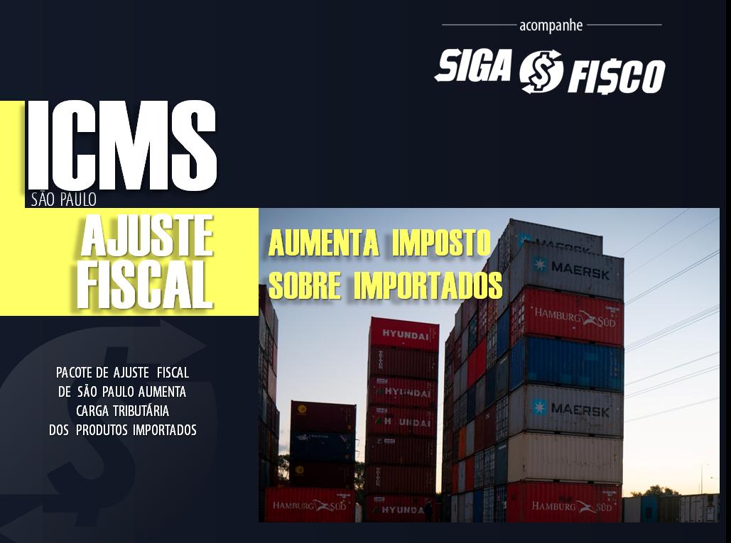 ICMS sobre importação fica mais caro em 2021 em SP 1