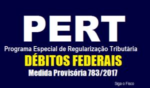 PERT - Receita publica Ato Declaratório Interpretativo para esclarecer entendimento sobre débitos que poderão entrar no Programa 2