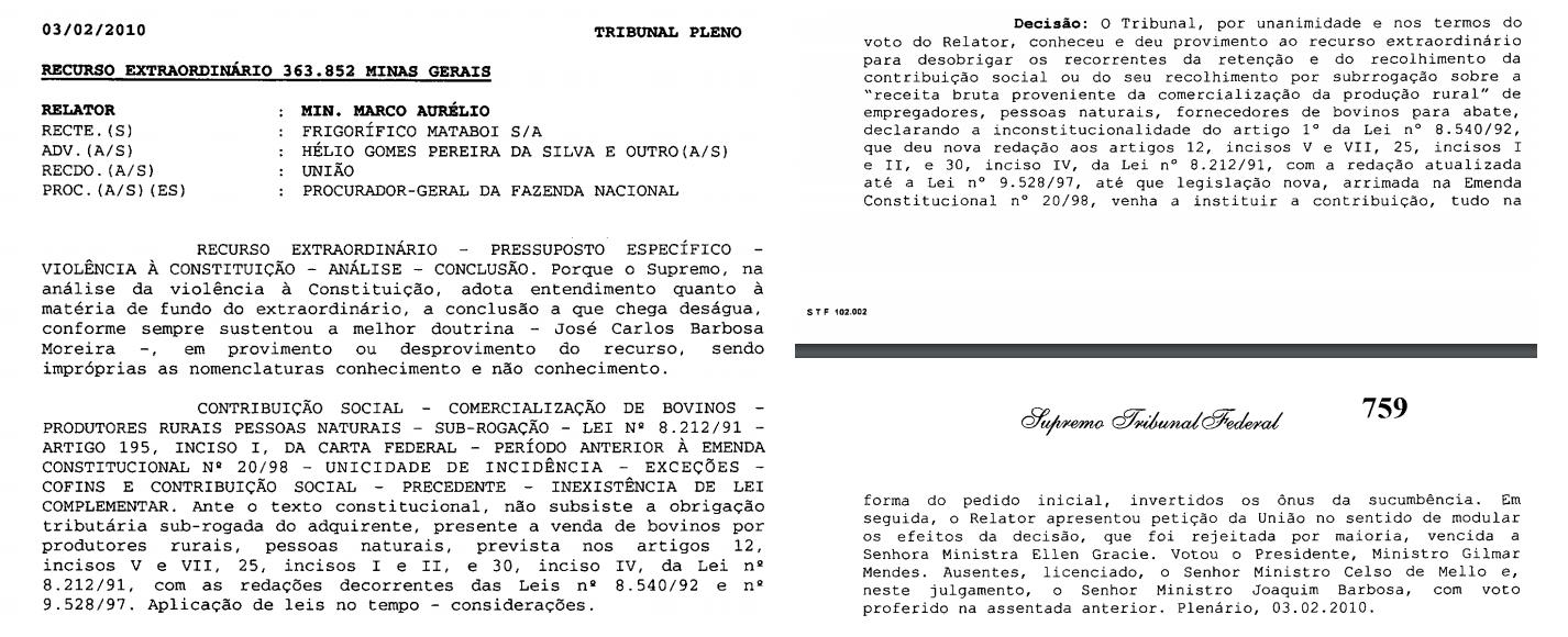 Contribuição Previdenciária: Senado suspende dispositivos da Lei 8.212/1991 4