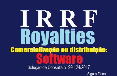 IRRF: Receita cobra imposto sobre Royalties 2