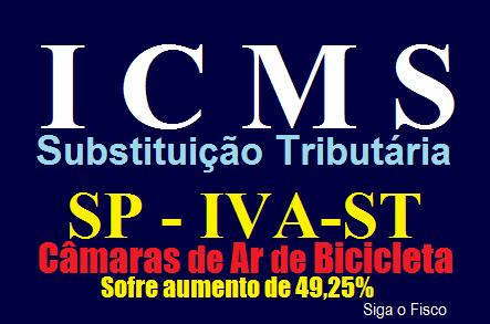 ICMS-ST sobre Câmaras de ar de bicicletas sofre aumento em São Paulo 3