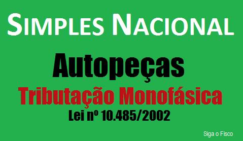 Simples Nacional: Revendedor de autopeças está livre de PIS e Cofins 6