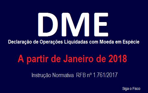 DME: Nova obrigação acessória e seu impacto no dia a dia da contabilidade 2