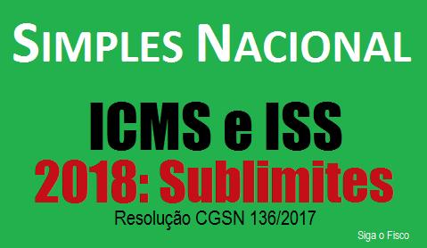 Simples Nacional: Efeitos dos sublimites na apuração 6