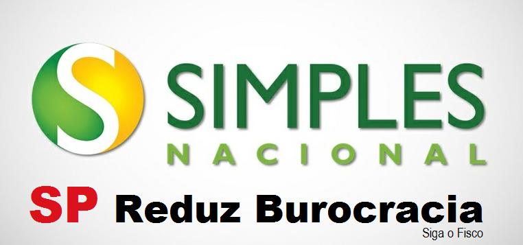 SP - Fazenda reduz burocracia para empresas optantes do Simples Nacional 2