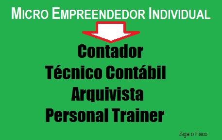 MEI: Projeto em andamento autoriza Contador, Personal trainer e Arquivista aderir 2