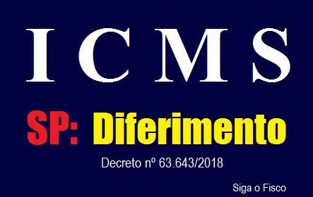 ICMS – SP amplia diferimento do Imposto sobre saída interna de embalagens 3