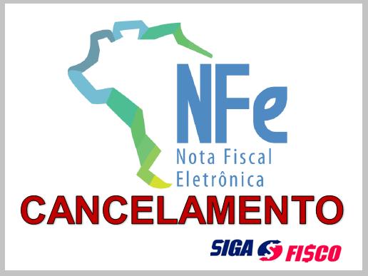 NF-e - Regras de cancelamento 5