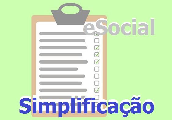 eSocial - Simplificação 1