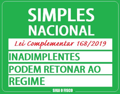 Simples Nacional excluído por débito pode retornar ao regime 1