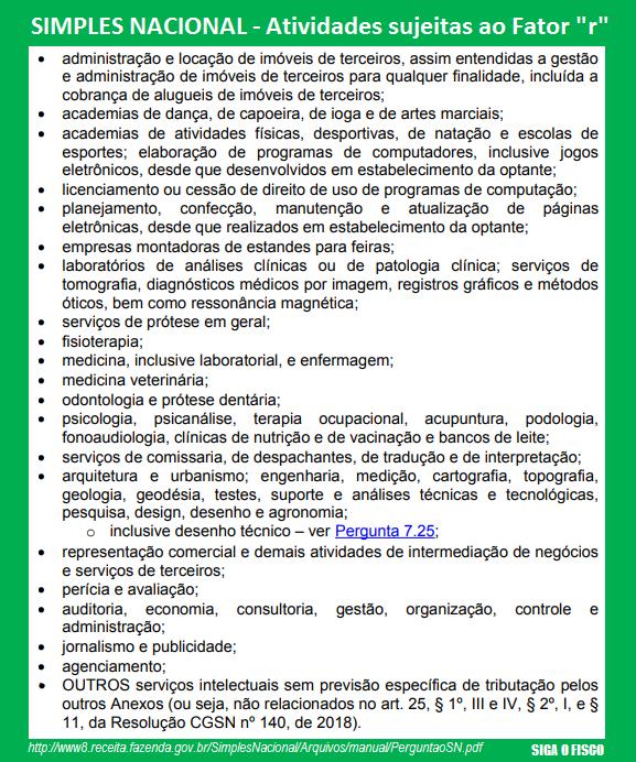 Simples Nacional x Tributação de Licença de Uso e Suporte Técnico 3