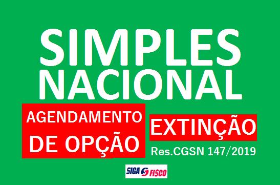 Simples Nacional: Comitê Gestor Extingue Agendamento de Opção 1