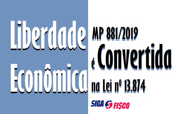 Governo sanciona Lei da Liberdade Econômica 1