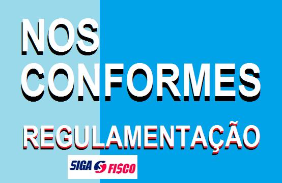 ICMS: Governo paulista Regulamenta o Programa Nos Conformes 1