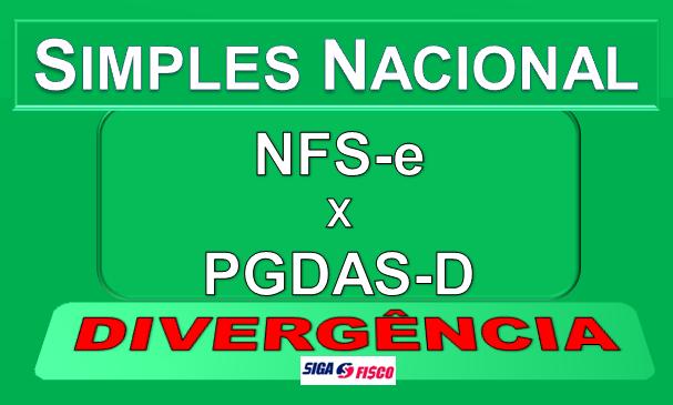 Simples Nacional: Fisco identifica divergência entre receita e Notas Fiscais de Serviços 1