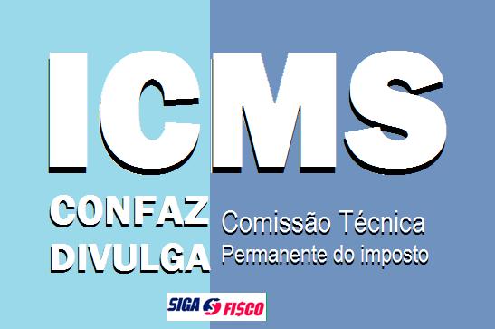 CONFAZ Divulga Grupos e Subgrupos de Trabalho da Comissão Técnica Permanente do ICMS 1