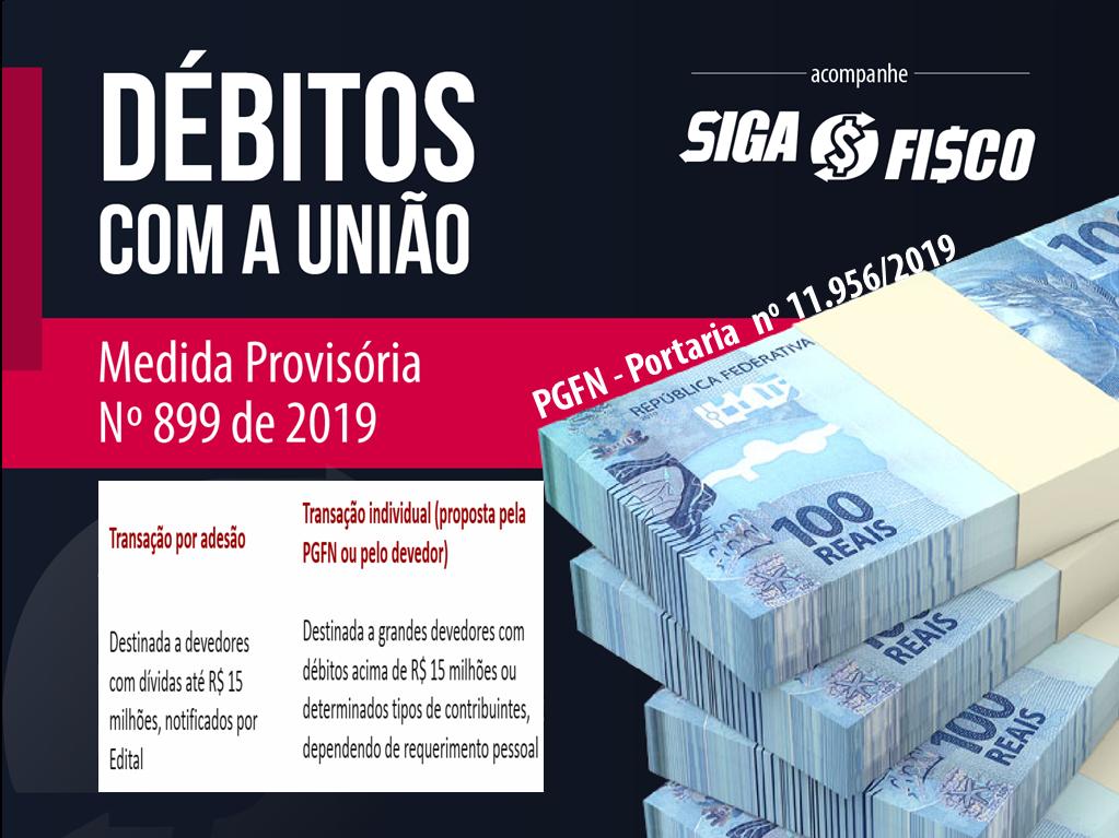 Transação Tributária – Dívida Ativa da PGFN já está disponível no Portal Regularize 4
