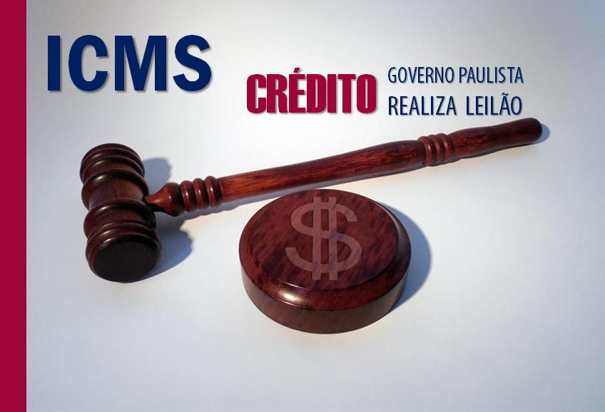 ICMS: SP realizará Leilão de Créditos Acumulados 1