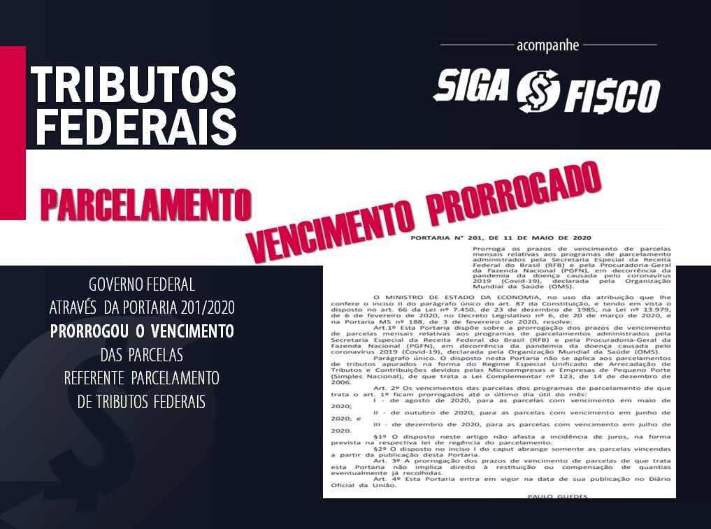 Covid-19: Governo Prorroga vencimento de parcelamentos de tributos federais 3