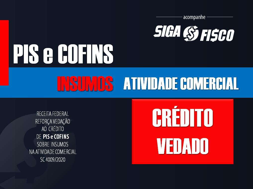 PIS e COFINS: Crédito sobre insumos está restrito às atividades de produção e prestação de serviços 1