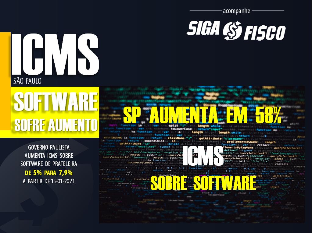 ICMS: SP aumenta em 58% imposto sobre Software de Prateleira 1