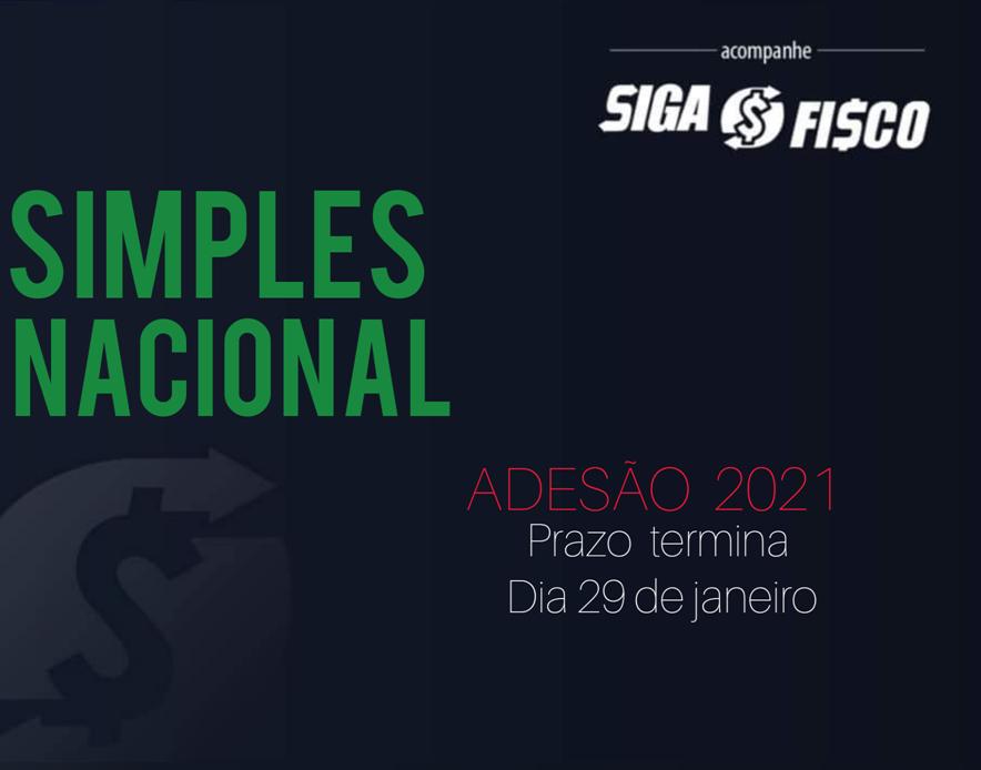 Simples Nacional: limites e prazo para adesão em 2021 1